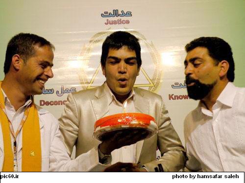 اولین سال رهایی مسافر مصطفی - نمایندگی اصفهان
