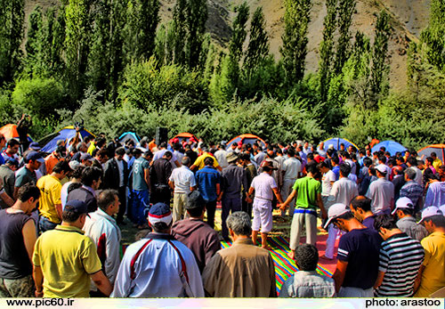 اردوی کنگره 60 - شهرستان بلده