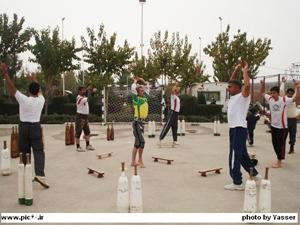 ورزش باستانی ، نمایندگی اصفهان