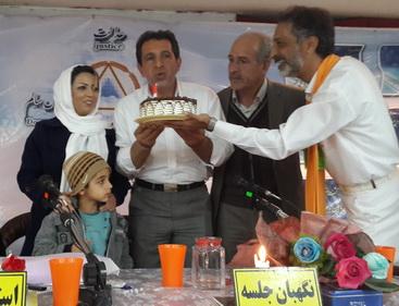 شن اولین سال رهایی مسافر آرش نمایندگی شهر کرد