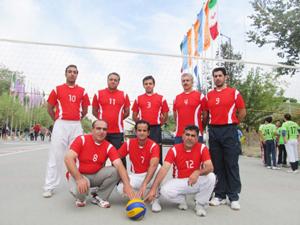 تیم والیبال نمایندگی اصفهان