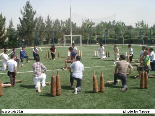 ورزش باستانی کنگره 60 - نمایندگی اصفهان
