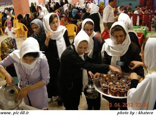 مراسم افطاری - همسفران نمایندگی اصفهان
