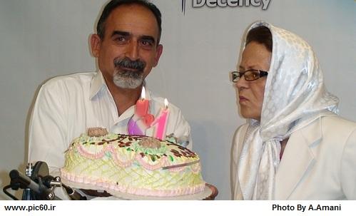 جشن چهاردهمین سال رهایی سرکار خانم آنی