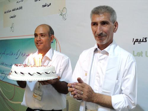 جشن چهاردهمین سال رهایی محسن خان - نمایندگی شادآبا