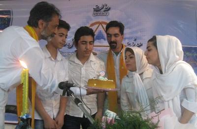 دومین سال رهایی محمد - نمایندگی شهرکرد