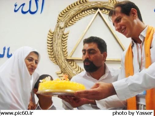 سومین سال رهایی محمد داوودی - نمایندگی اصفهان