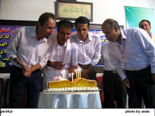 جشن هفتمین سال تأسیس نمایندگی اصفهان
