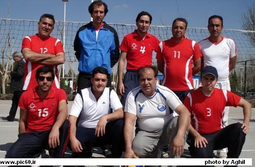 تیم والیبال اصفهان - مسابقات جام عقاب طلایی کنگره