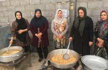 Cooking Iftar by Companions in Shahrekord Branch