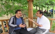 ورزش؛ گفت و گو با دیده بان محترم مسافر علی