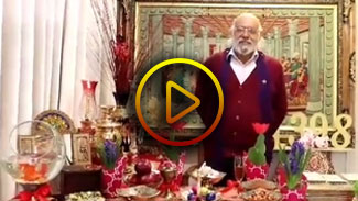 Master Dezhakam's Nowruz Message (Video)
