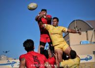 Rugby Team of Congress60 Won the First Place in the National Rugby Championship