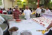 Iftar Ceremonyy in  Shahre-Rey Branch of Congress60