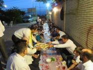 The seventh Iftar Ceremony in Tabriz Branch of Congress60