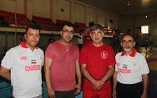 An interview with the secretary of Wrestling Federation and Armenian National Wrestling Trainer