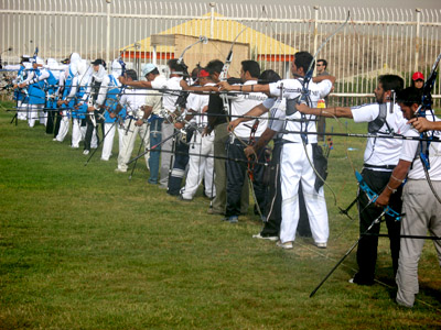 Archery Team of Congress 60